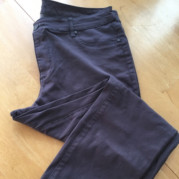 Maurices Pants - Brown skinny jeans from Maurice's